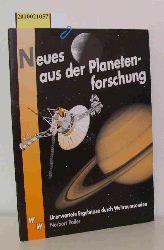 Pailer, Norbert  Pailer, Norbert Neues aus der Planetenforschung