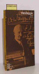 Biemel, Walter  Biemel, Walter Martin Heidegger in Selbstzeugnissen und Bilddokumenten