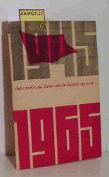 Inge Laser  Inge Laser 20 Jahre Befreiung vom Hitlerfaschismus