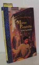 Abdel-Qadir, Ghazi  Abdel-Qadir, Ghazi Mister Petersilie