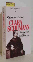 Lépront, Catherine  Lépront, Catherine Clara Schumann