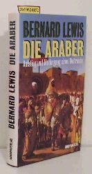 Lewis, Bernard  Lewis, Bernard Die  Araber
