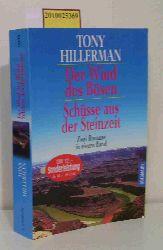 Hillerman, Tony  Hillerman, Tony Der  Wind des Bösen / Schüsse aus der Steinzeit