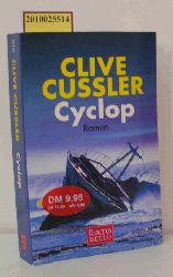 Cussler, Clive  Cussler, Clive Cyclop