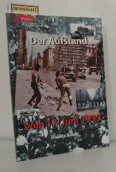 Volker Koop  Volker Koop Der Aufstand vom 17. Juni 1953