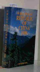 oA  oA Republic of China 1988, A Reference Book
