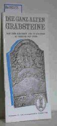 Ev.-Luth.Kirchengemeinde St.Johannis/Föhr  Ev.-Luth.Kirchengemeinde St.Johannis/Föhr Die ganz alten Grabsteine auf dem Kirchhof von St. Johannis in Nieblum auf Föhr