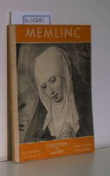 Fierens, Paul  Fierens, Paul Collection des Maitres: Memlinc