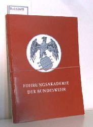 Führungsakademie der Bundeswehr  Führungsakademie der Bundeswehr Führungsakademie der Bundeswehr