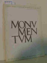 Conseil International des Monuments et des Sites  Conseil International des Monuments et des Sites Monumentum, Volume VII, 1971