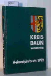 Kreisverwaltung Daun  Kreisverwaltung Daun Kreis Daun, Vulkaneifel, Heimatjahrbuch 1992