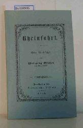 """""""Müller, Wolfgang; von Astudin, N.""""  """"Müller, Wolfgang; von Astudin, N."""" """"Rheinfahrt. Neu aufgelegt als Faksimile der Ausgabe von 1846. Auszüge aus der """"""""""""""""Rheinfahrt"""""""""""""""" illustriert mit farbigen Einsteck-Postkarten aus -Der romantische Rhein- von N. von Astudin."""""""