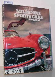"""Martinez, Alberto (Photos); Nory, Jean-Loup (Text); Puthod, Jean-Francois (Design & Layout)""  ""Martinez, Alberto (Photos); Nory, Jean-Loup (Text); Puthod, Jean-Francois (Design & Layout)"" Milestone Sports Cars 1950 to 1965"