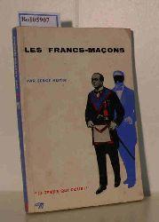 Hutin, Serge  Hutin, Serge Les Francs-Macons