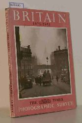 The Times  The Times Britain 1921-1951 A Photographic Survey. A permanent record of Exhibitions of the Times photographs held in Britain and Oversea in this Festival Year 1951.