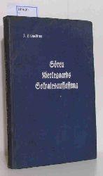 Himmelstrup, Dr. Z.  Himmelstrup, Dr. Z. Sören Kierkegaards Sokratesauffassung. Mit einem Nachwort von Minister Gerh. v. Mutius.