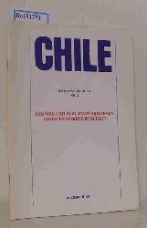 Botschaft von Chile, Bonn  Botschaft von Chile, Bonn Chile Informationsheft Nr. 2: Der Weg Chiles zu einer modernen sozialen Marktwirtschaft