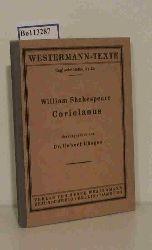 Shakespeare, William  Shakespeare, William Coriolanus - incl. Wörterbuch zu Coriolanus