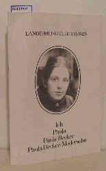 D. Papula  D. Papula Ich Paula - Paula Becker - Paula Becker-Modersohn