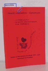 Nordelbische Evangelisch-Lutherische Kirche  Nordelbische Evangelisch-Lutherische Kirche Gewalt widerstehen - gemeinsam : Dekade zur Überwindung von Gewalt 2001 - 2010