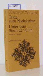 Christians, Monika [Hrsg.]  Christians, Monika [Hrsg.] Unter dem Stern der Güte