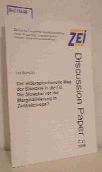 Samson, Ivo  Samson, Ivo Der widerspruchsvolle Weg der Slowakei in die EU. Die Slowakei vor der Marginalisierung in Zentraleuropa?