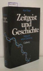 Baur, Karl  Baur, Karl Zeitgeist und Geschichte