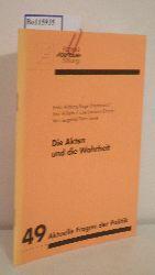 """""""Ahrberg, Edda ; Becker, Felix [Red.]""""  """"Ahrberg, Edda ; Becker, Felix [Red.]"""" Die  Akten und die Wahrheit"""