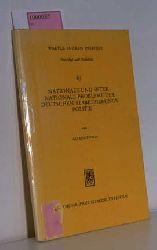Bosch, Alfred  Bosch, Alfred Nationale und internationale Probleme der deutschen Stabilisierungspolitik. (= Walter Eucken Institut, Vorträge und Aufsätze, 67).