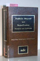 Dillon, A.P. (ed)  Dillon, A.P. (ed) Pesticide Disposal and Detoxification. Processes and Techniques.