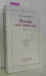 Tedebrand, Lars-Göran  Tedebrand, Lars-Göran Historia och Demografi. Valda texter samt Lars-Göran Tedebrands tryckta skrifter 1969-1999. En bibliografi.