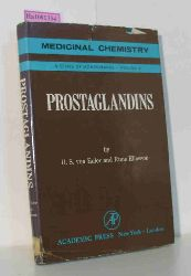 Euler, U. von / Eliasson, R.  Euler, U. von / Eliasson, R. Prostaglandins. ( = Medical Chemistry - a Series of Monographs Vol. 8 ).