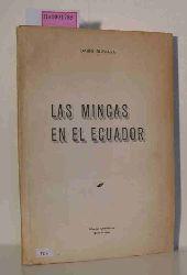 Guevara, Dario  Guevara, Dario Las Mingas en el Ecuador. Origenes, Transito, Supervivencia.
