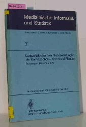 """Kellhammer, Ursula (Hg.)  Kellhammer, Ursula (Hg.) """"Langzeitstudien über Nebenwirkungen der Kontrazeption - Stand und Planung. Symposion der Studiengruppe"""