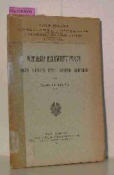 Kraupa, Mathilde  Kraupa, Mathilde Winthrop Mackworth Praed. Sein Leben und seine Werke. (=Wiener Beiträge zur Englischen Philologie Bd. 32).