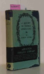 Dowden, Edward  Dowden, Edward A History of French Literature.