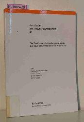 Breitenacher, M. / Adler, U. / Brander, S. / Haase, D.  Breitenacher, M. / Adler, U. / Brander, S. / Haase, D. Die Textil- und Bekleidungsindustrie der neuen Bundesländer im Umbruch. ( = Ifo Studien zur Industriewirtschaft, 41) .