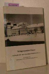 Baumgartner, V. / Fetz, F. u.a.  Baumgartner, V. / Fetz, F. u.a. Schigymnasium Stams. Leistungsbericht zum zehnjährigen Bestand der Schule 1967/68 - 1977/78. (Zusammengestellt von der Wissenschaftlichen Arbeitsgemeinschaft für Leibeserziehung und Sportmedizin).