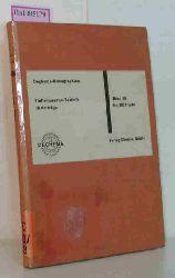 Tieftemperatur-Technik. 18 Vorträge, gehalten anläßlich der Achema 1967. 15.Ausstellungstagung für chemisches Apparatwesen. (=Dechema-Monographien, Bd 58).