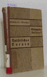 Gaulhofer, Karl / Streicher, Margarete  Gaulhofer, Karl / Streicher, Margarete Natürliches Turnen. Gesammelte Aufsätze 1. 3 Bd. Nr 3-5