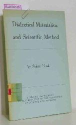Hook, Sidney  Hook, Sidney Dialectical Materialism and Scientific Method. [A Special Supplement to the Bulletin of the Committee on Science and Freedom].