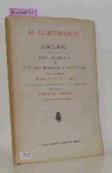 Marques de Lema (Bermudez de Castro y O