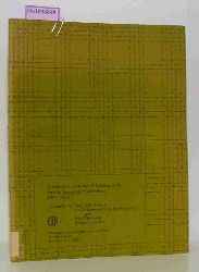 Keck, Mary Ellen/ Smith, Flint  Keck, Mary Ellen/ Smith, Flint A Selective, Annotated Bibliography for the Language Laboratory 1959-1971.