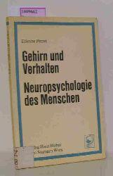 Perret, Etienne  Perret, Etienne Gehirn und Verhalten. Neuropsychologie des Menschen. Aus dem Neuropsychologischen Laboratorium der Neurochirurgischen Universitätsklinik, Zürich.