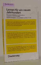 Fragniere, Gabriel  Fragniere, Gabriel Lernen für ein neues Jahrhundert. Eine Studie der Europäischen Kulturstiftung. (franz. Orig.-tit.: l