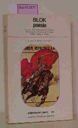 Blok, Aleksandr  Blok, Aleksandr Poesie. A cura di Bruno Carnevali. (=Paperbacks Poeti Vol. 52).