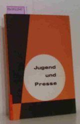 Katholische Bundesarbeitsgemeinschaft Jugendschutz e. V. ( Hrg. )  Katholische Bundesarbeitsgemeinschaft Jugendschutz e. V. ( Hrg. ) Jugend und Presse. ( = Jugendschutz aus katholischer Sicht, 6) .