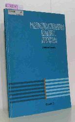 Tiemon, A. u.a.  Tiemon, A. u.a. Datenerhebung. (= Prognostisches Modell Neckar. Bericht 3, Untersystem 200, April 1975).