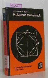 Stummel, Friedrich u.a.  Stummel, Friedrich u.a. Praktische Mathematik.