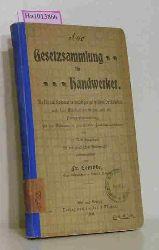 Lembke, Fr.  Lembke, Fr. Gesetzsammlung für Handwerker.